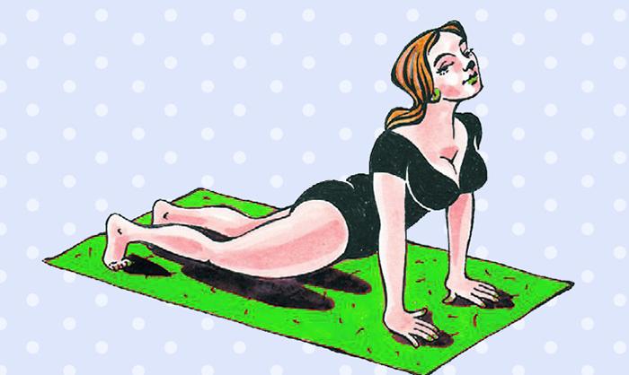 упражнение за гъвкавост