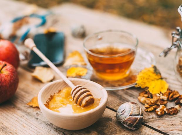 диета с мед