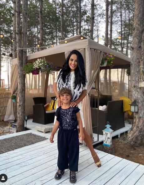 Таня Тончева и Катерина