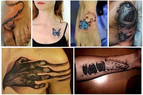 татуировки за жени