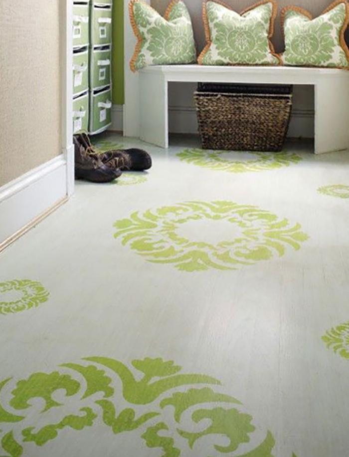подов и стенен дизайн