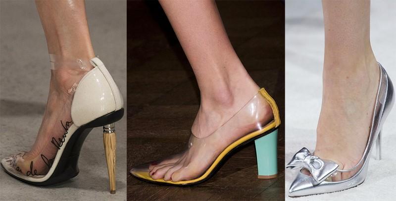 обувки 2018 мода