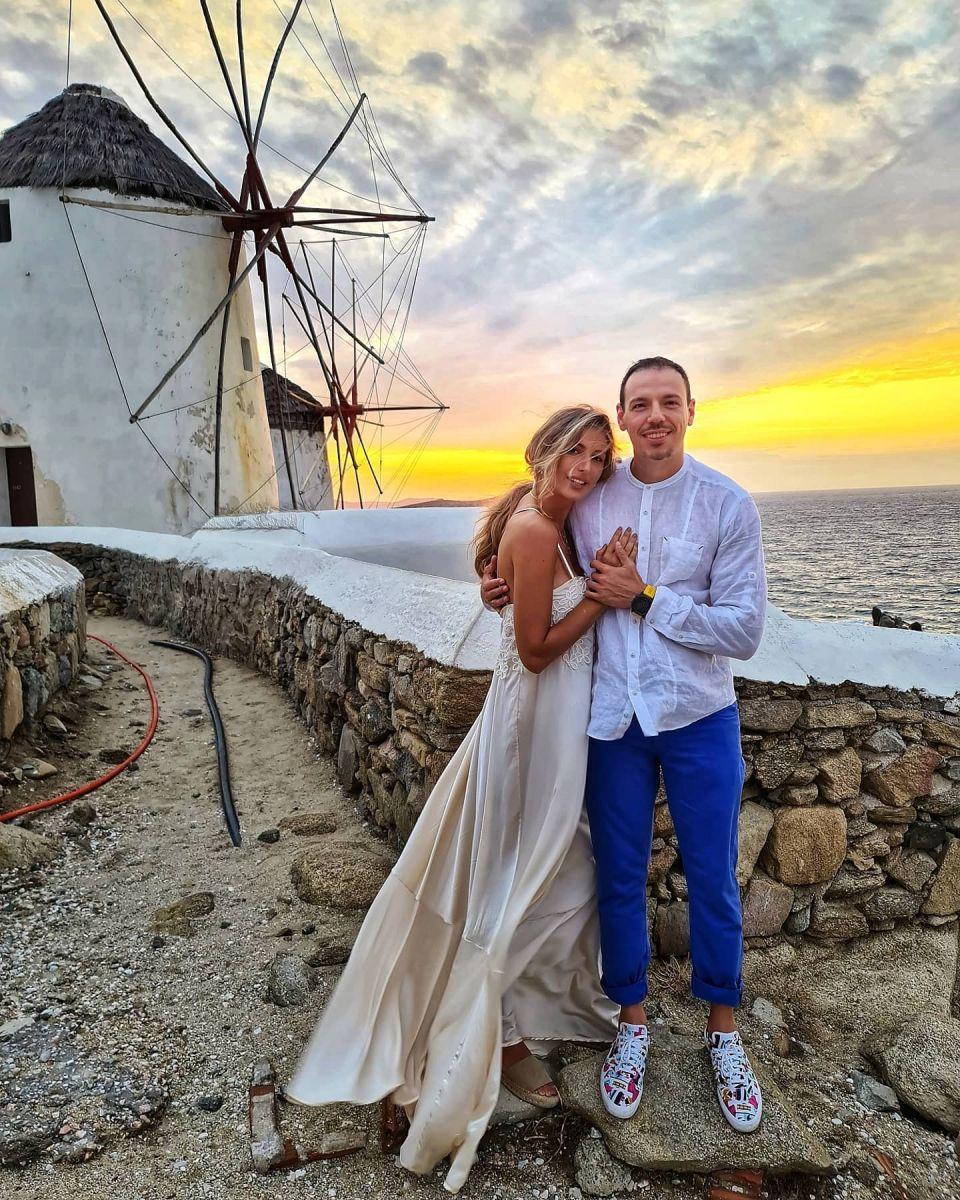 Алекс Богданска тайна сватба