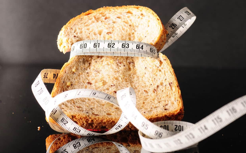 хляб отслабване