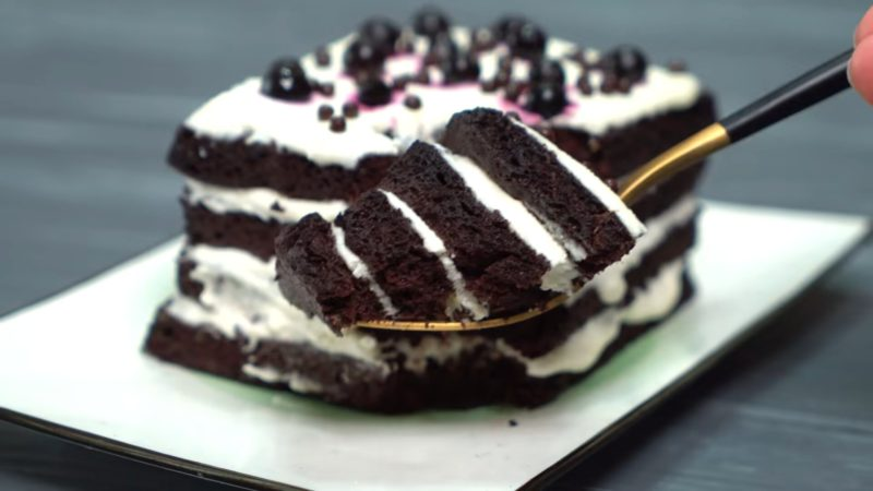 торта на микровълнова