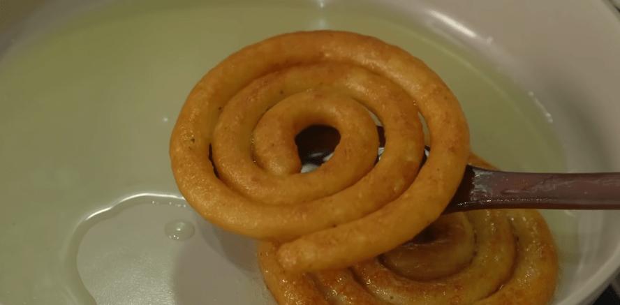 картофени спирали рецепта