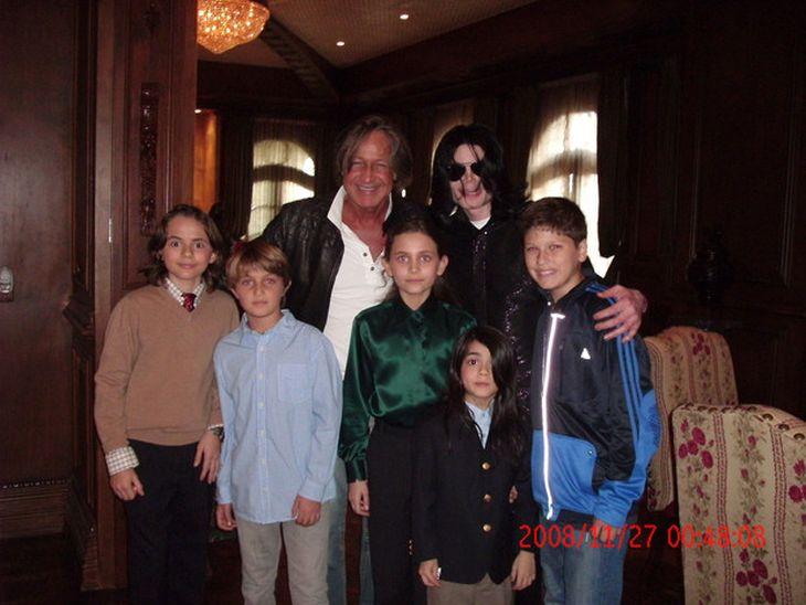 Майкъл Джексън деца