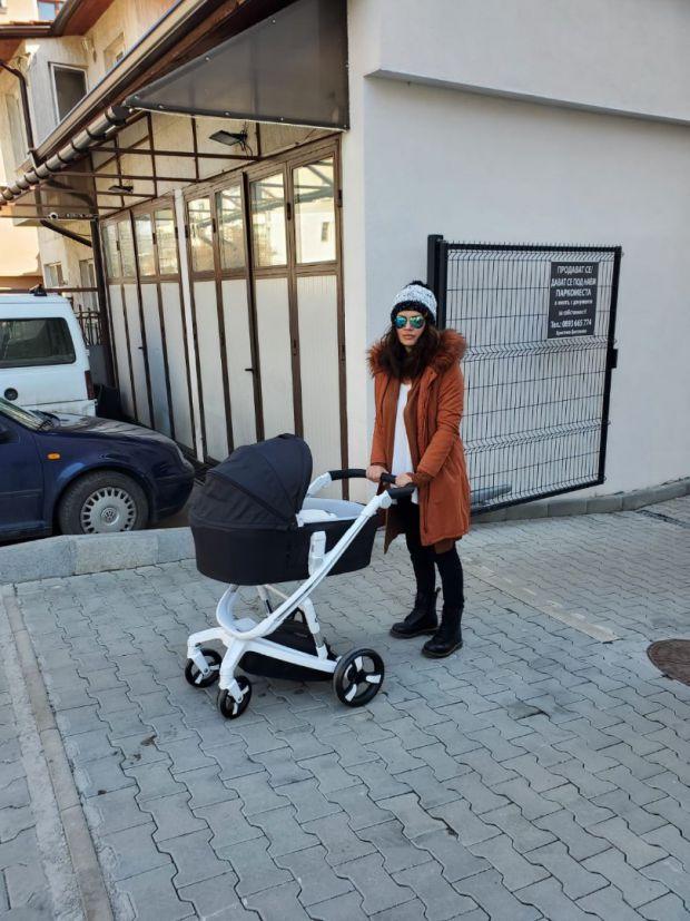 Надя Иванова бебе