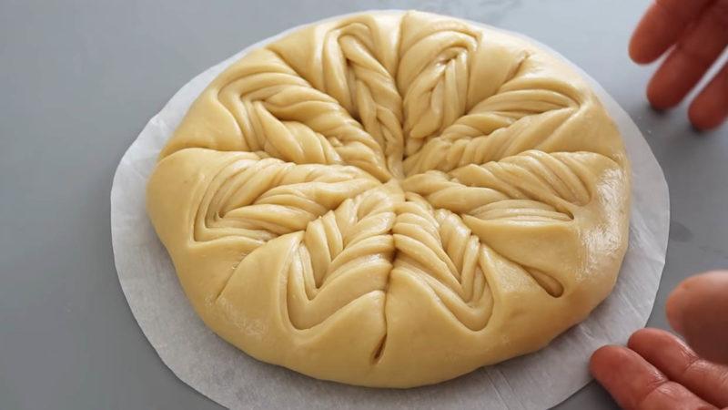 хляб на слоеве