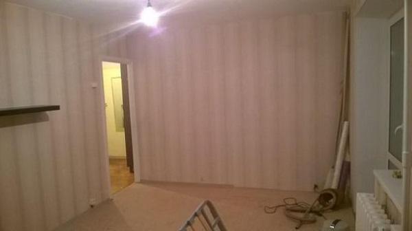 ремонт в малък апартамент снимка