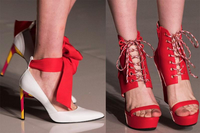 обувки 2018 лято