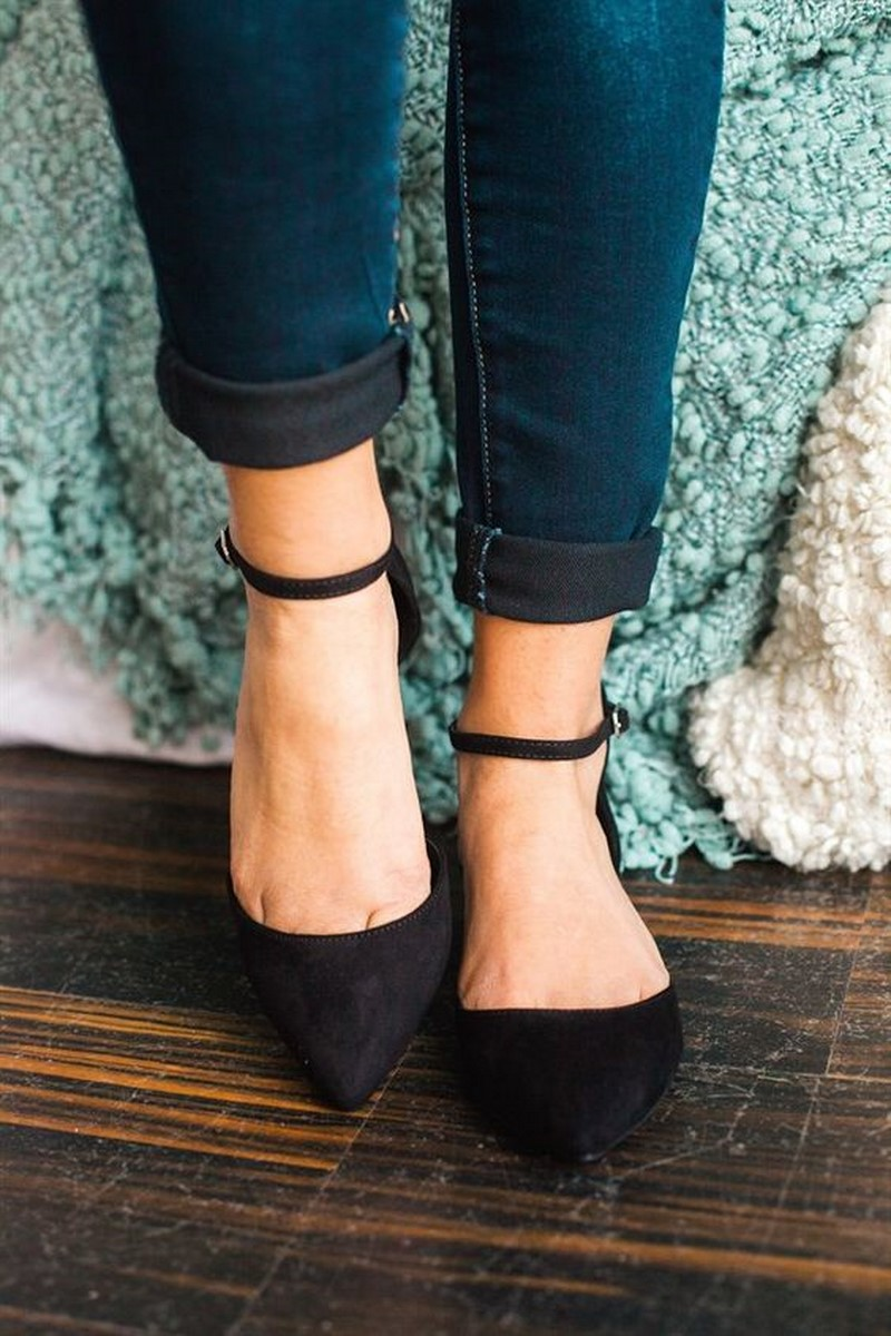 обувки 2018 на петата