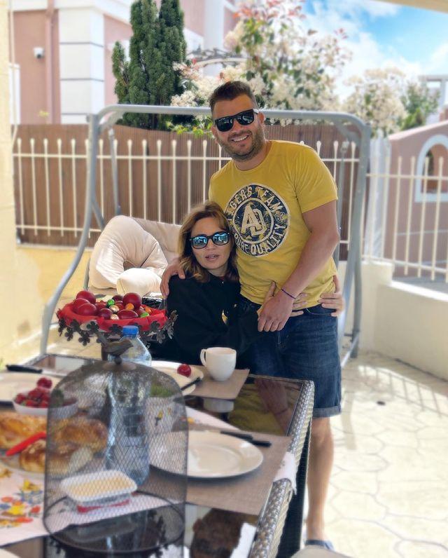 Ирина Тенчева и Иван Гърция