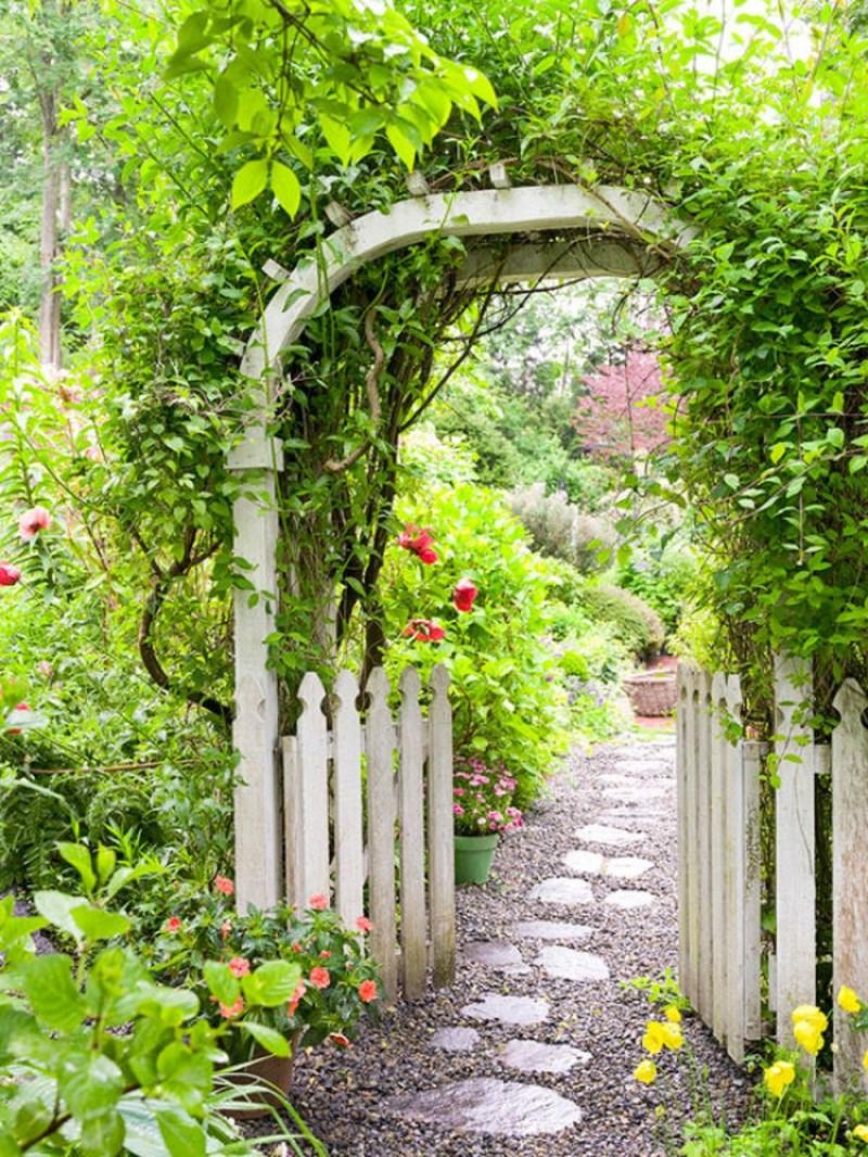 идеи за декорации в двора