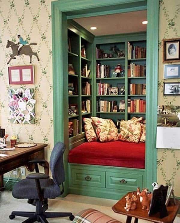 малка библиотека