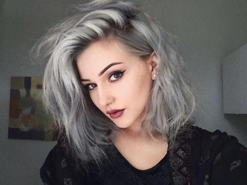 коси в благородно сребърно
