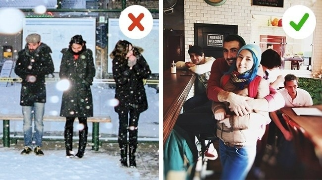 9 вредни навика през зимата