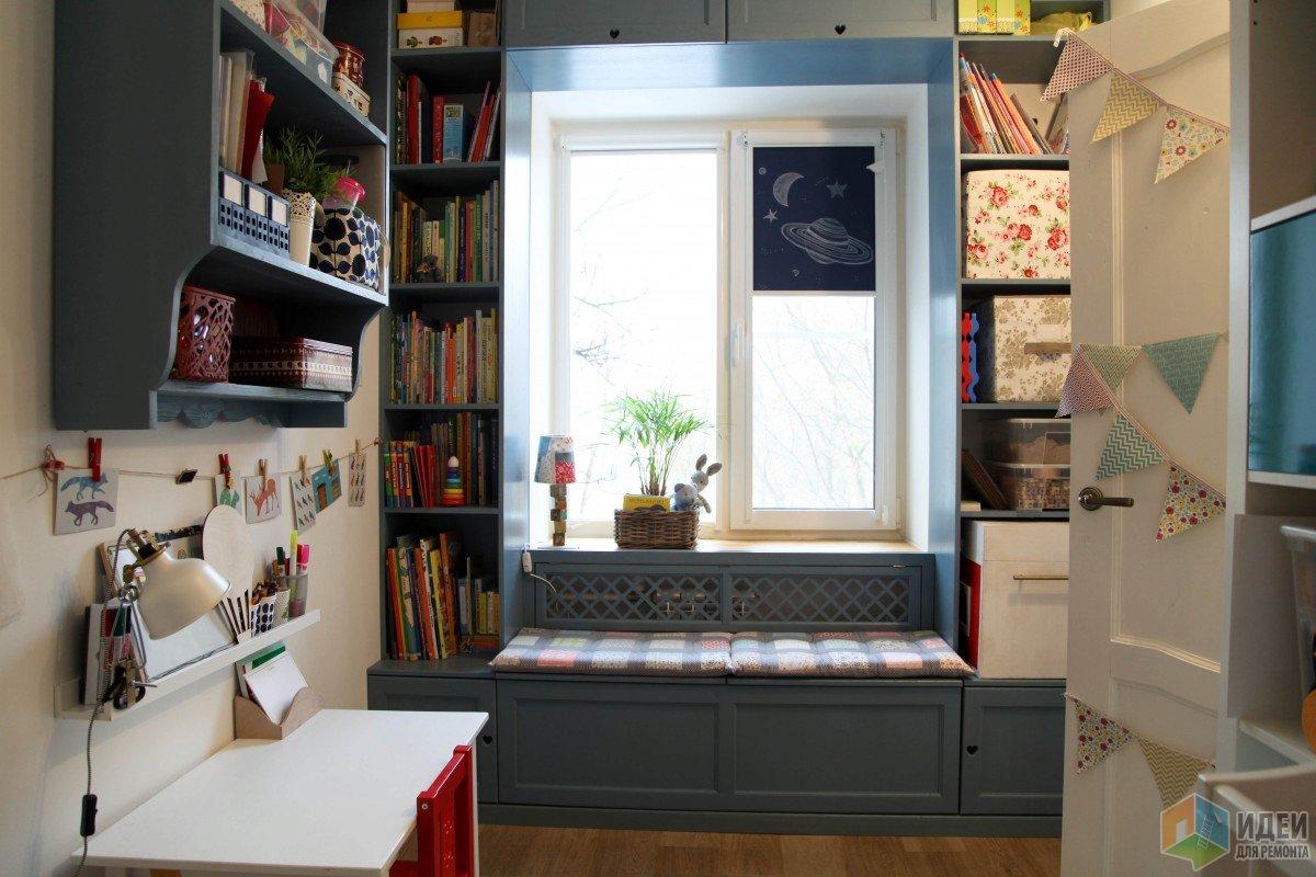 библиотека на прозореца