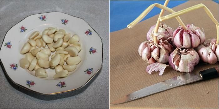 пиле с 40 скилидки чесън