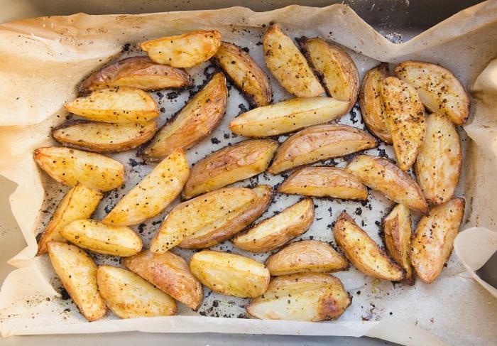 картофи по гръцки