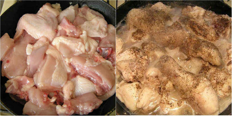 пилешко роле