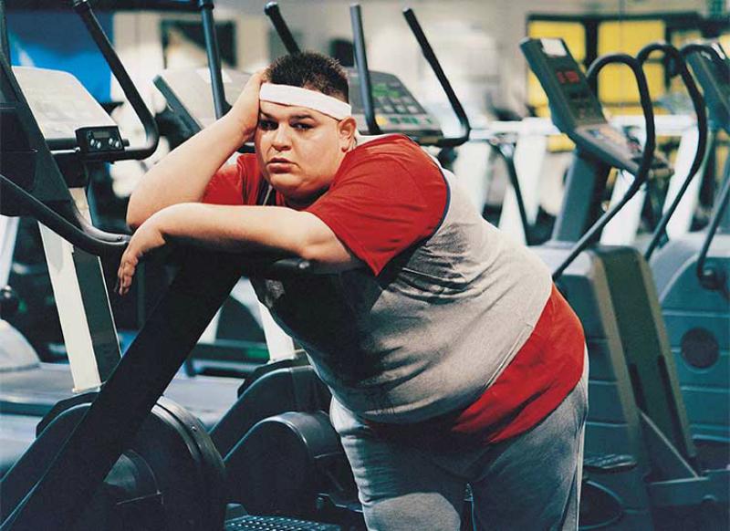 Основната причина за затлъстяването