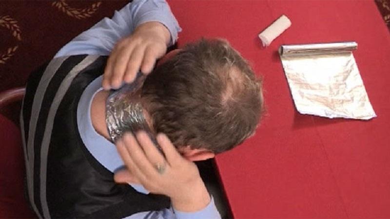 магическо лечение с алуминиево фолио