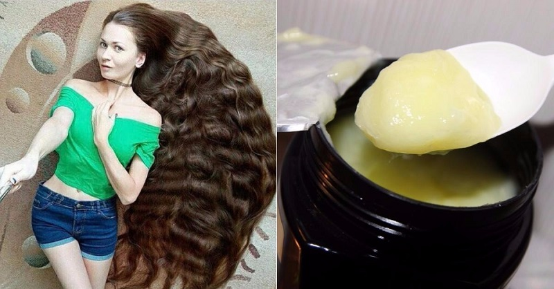 Маска за коса с ламиниращ ефект