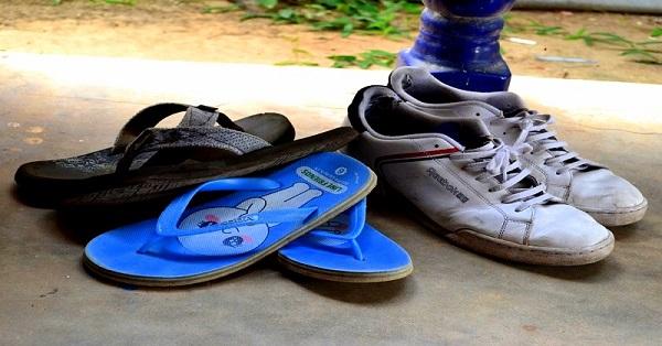 стари обувки