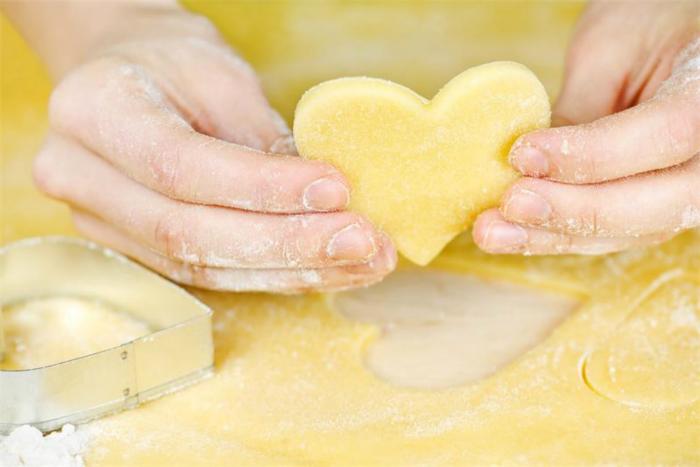 пясъчно тесто за сладки