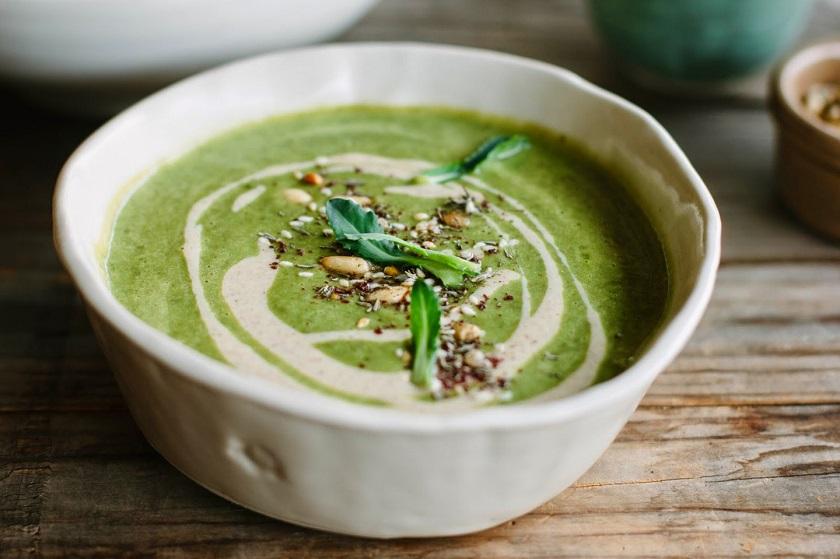 детокс-супа с броколи