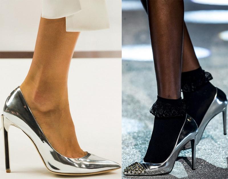 нови тенденции на обувките