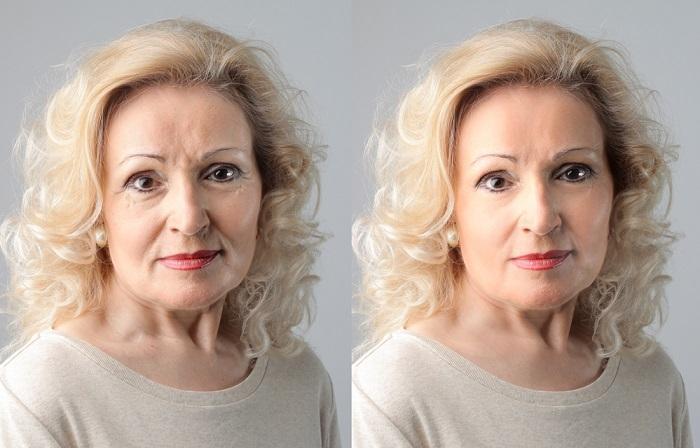 прически за жени над 40