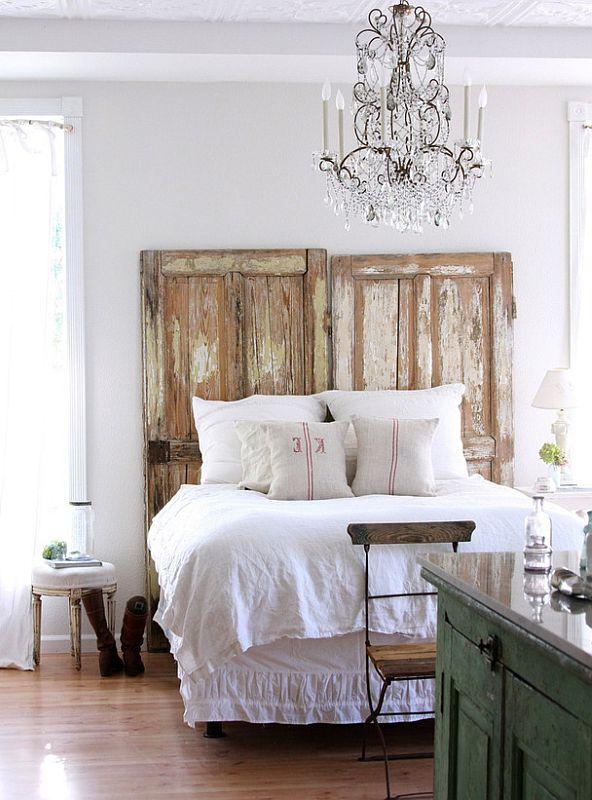 спалня от врати