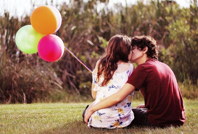 романтична любов