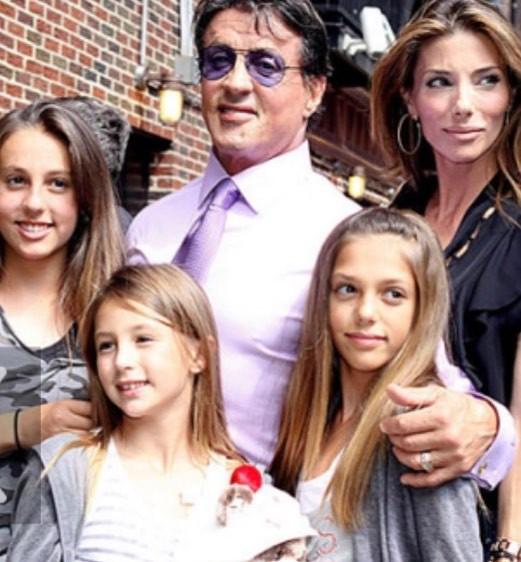 Сталоун и семейство
