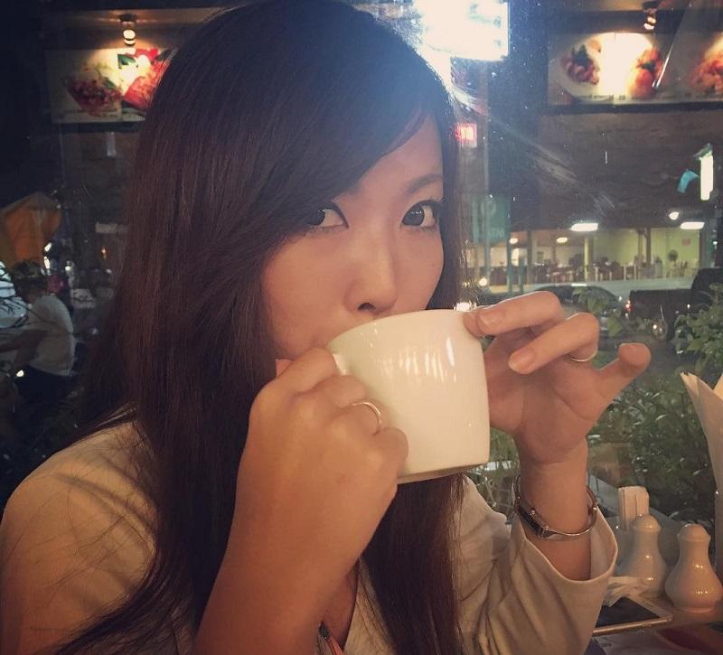 японка пие кафеф
