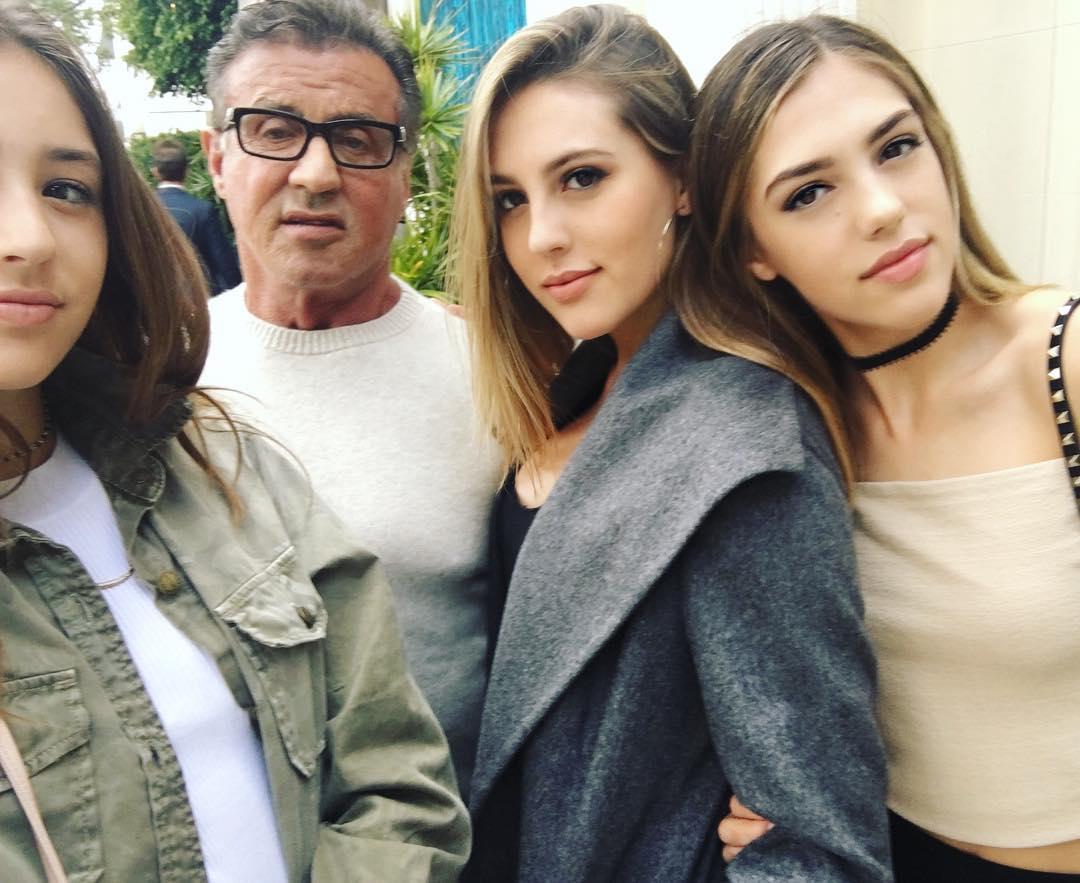 дъщерите на Сталоун