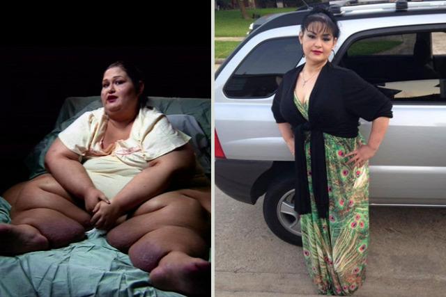 най-дебелата жена на света