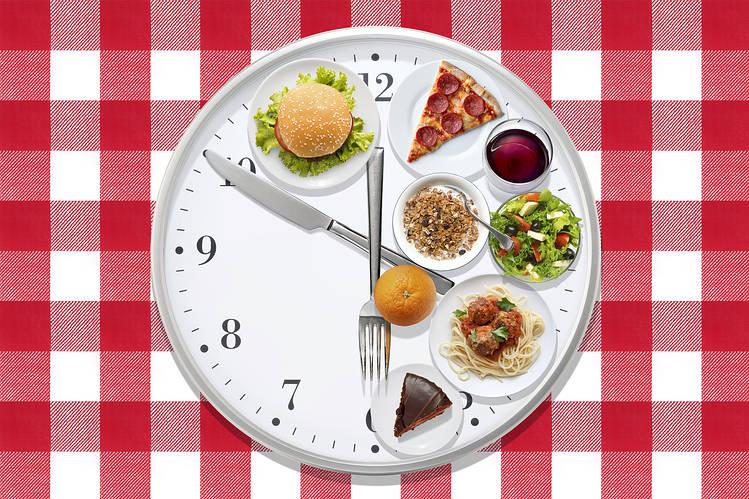 8-часовата диета