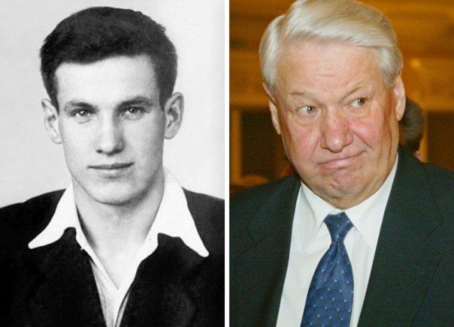 Борис Елцин