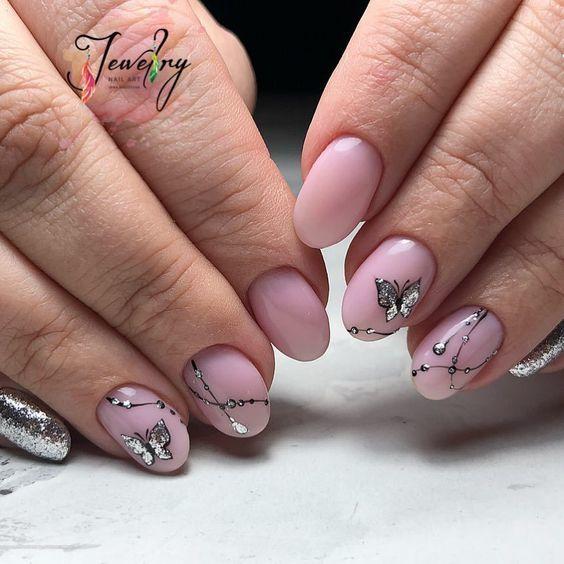 нежни нокти