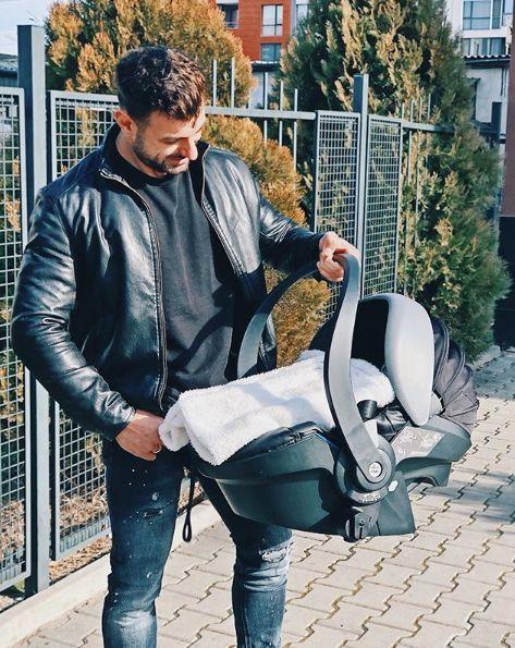 Илиан Найденов бебе