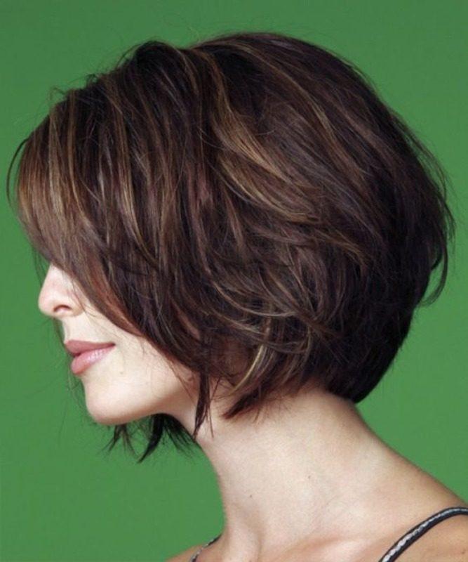 боб гъста коса