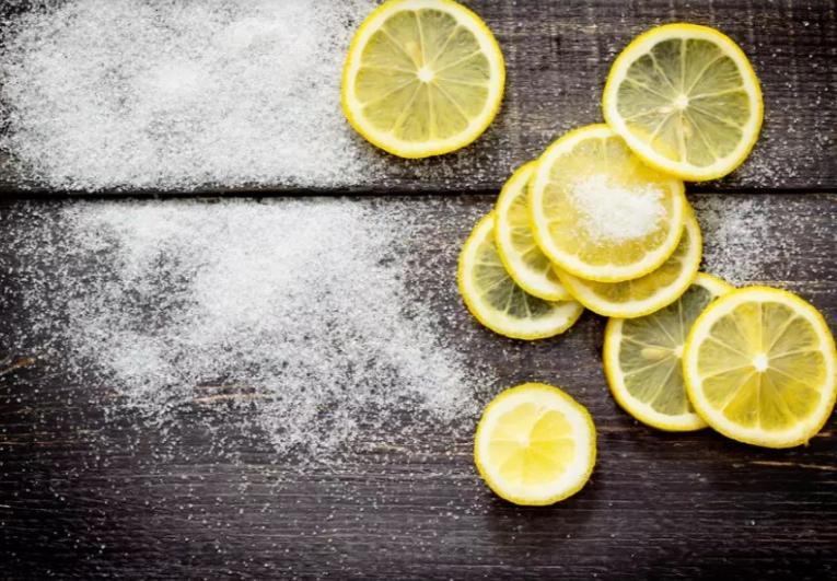 лимон и захар
