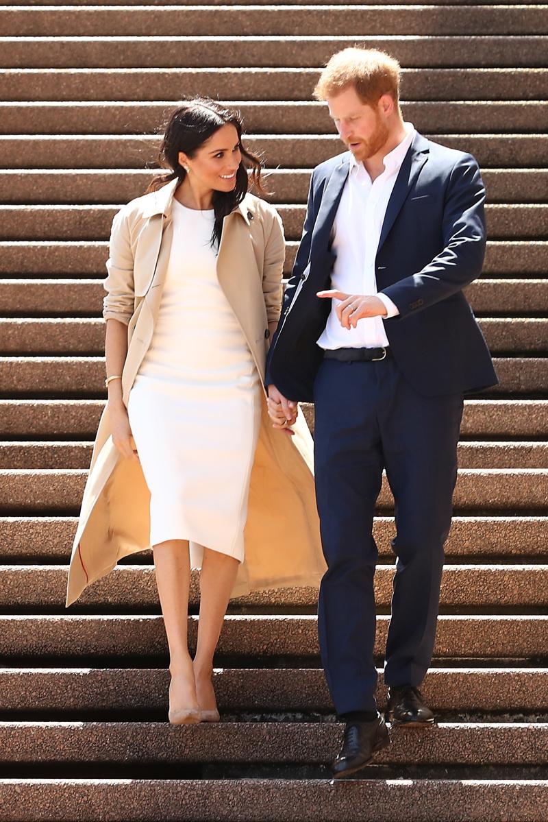 Херцозите в Австралия