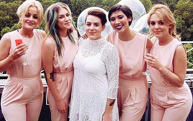 Изабела Джейн Круз сватба
