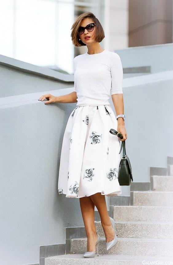 красива в пола