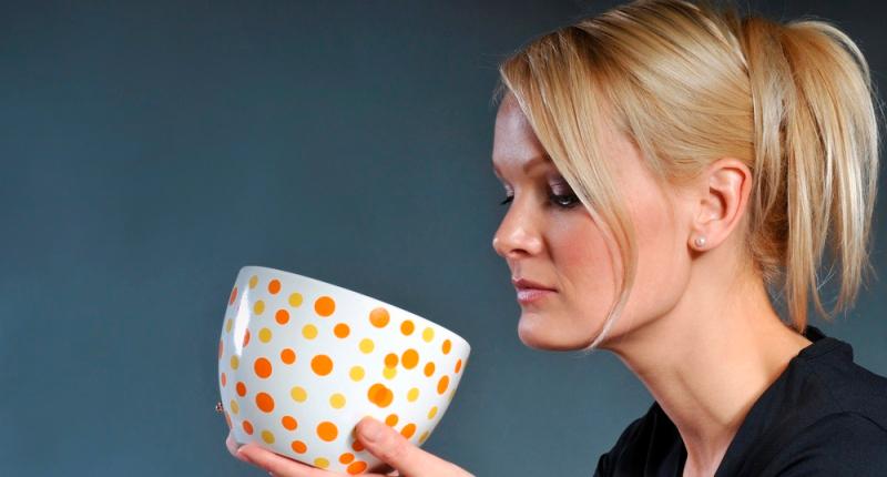 пиене на кафе