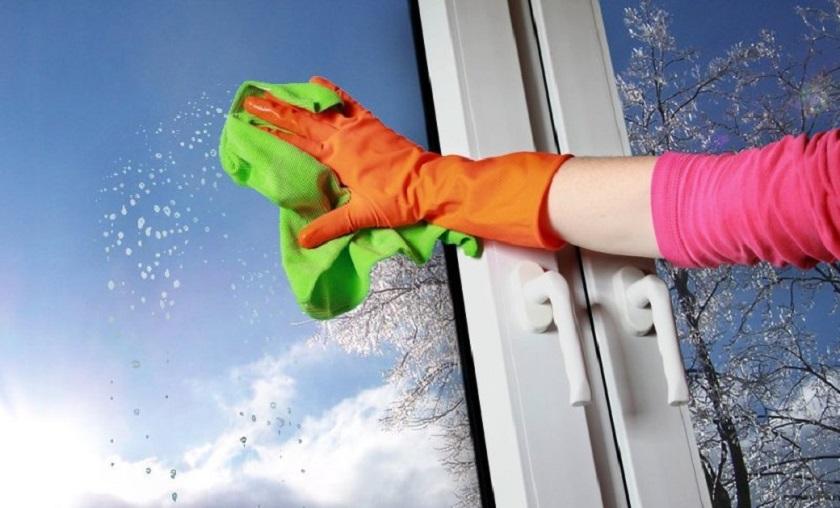 нишесте за измиване на прозорци